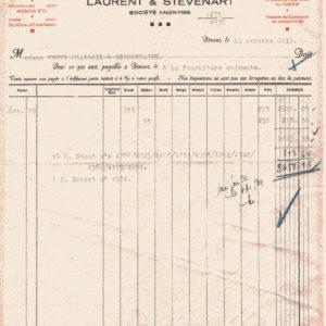 coll Warzee 1939
