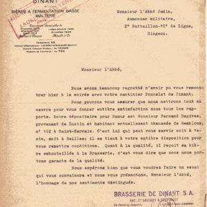 coll Warzeée 1939