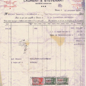 Coll Warzée 1944