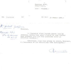Coll Warzée 1980
