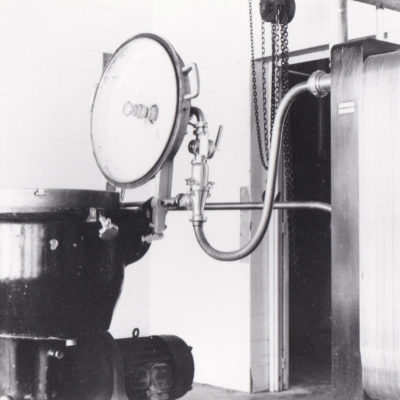 centrifugeuse filtration