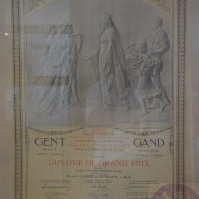 Expo universelle Gent 1913
