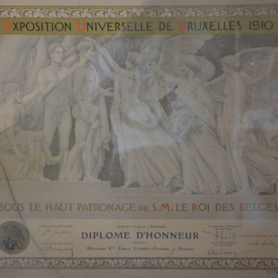 expo universelle Bruxelles 1910