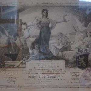 Expo Universelle Liège 1905
