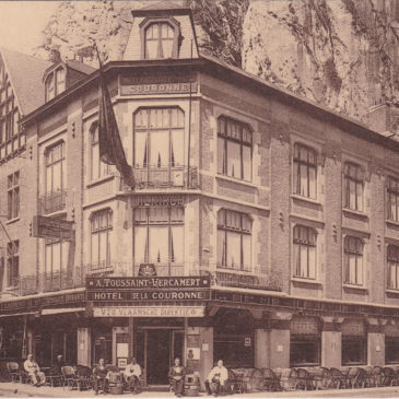 Hôtel de la Couronne Dinant