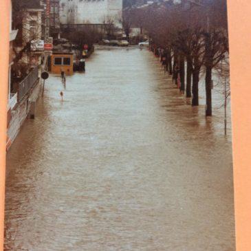 Inondations de 1984