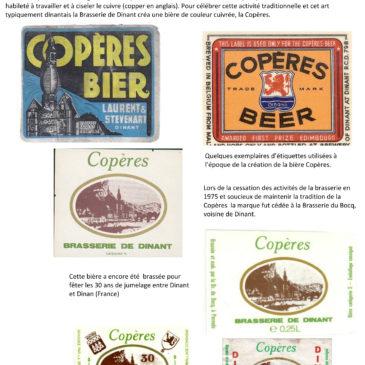 Histoire de la marque Copères