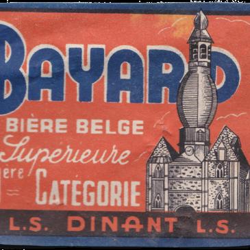 Étiquette Bayard