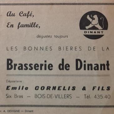 Publicité Bois de Villers